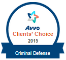 AVVO criminal defense clients choice vonnie dones legal cleanup BADGE