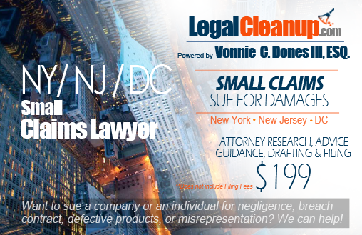 Small Claims Court New York Attorney - Best Attorney 2017