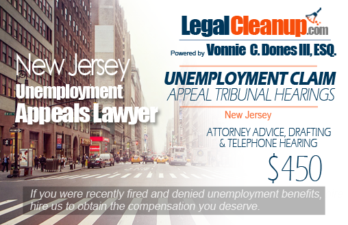 To File An Appeal Online Click Here New Jersey Department